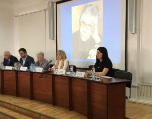 В СОГУ открылись вторые региональные научные Комаевские чтения