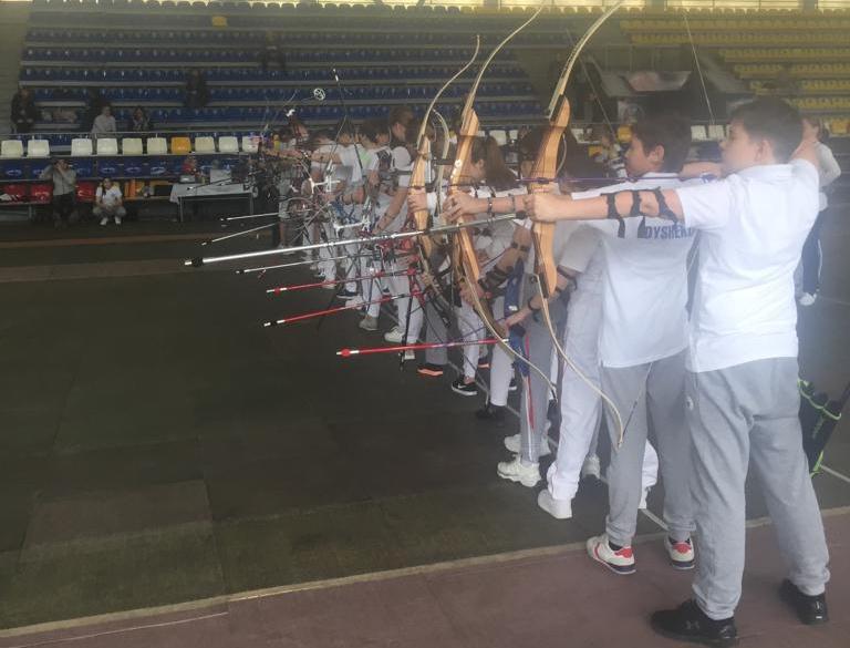 Во Владикавказе стартовал открытый чемпионат и первенство РСО-А по стрельбе из лука
