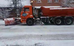 Общественный совет Владикавказа мониторит ситуацию на дорогах города после снегопада