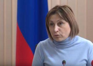 Пресс-конференция Людмилы Башариной на тему новой системы оплаты труда учителей