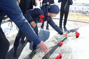 Владикавказ посетила делегация из города-героя Волгограда