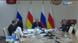 В Северной Осетии разработали план по предупреждению завоза и распространения коронавируса в РСО-А