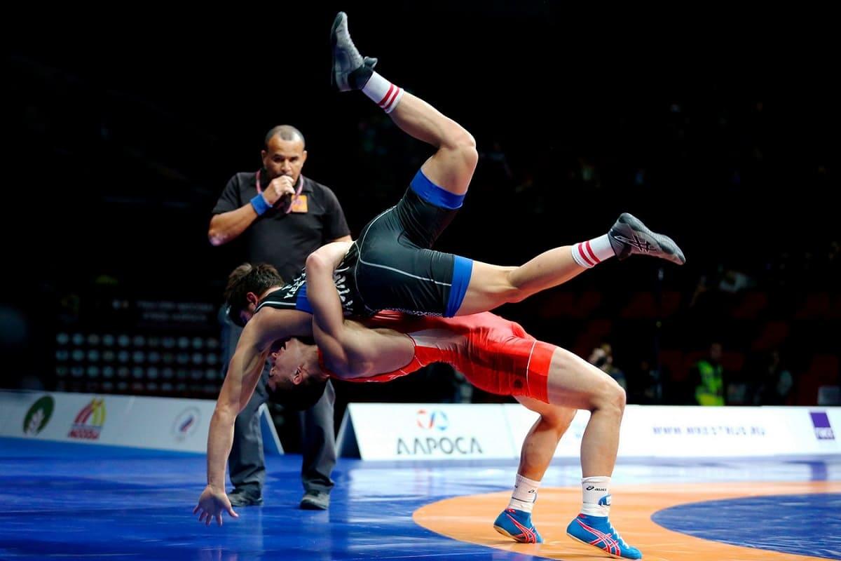В состав сборной России по вольной борьбе на ЧЕ вошли трое представителей Северной Осетии