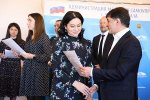 35 молодых семей Владикавказа получили жилищные сертификаты
