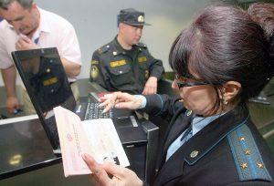 Полгода строгого режима получил 39-летний рецидивист за попытку пересечения границы по чужим документам