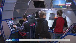 Воспитанники детского дома «Хуры тын» побывали в обновленном планетарии