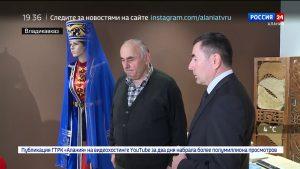 Заслуженному работнику культуры РФ Эльбрусу Кантемирову исполнилось 75 лет