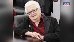 Исполнилось 90 лет со дня рождения Риммы Заурбековны Комаевой