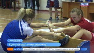 В Северной Осетии завершился Кубок Кавказа по мас-рестлингу