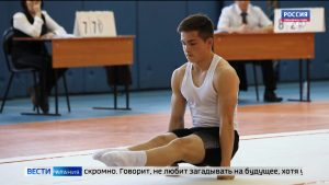 Воспитанник моздокского детского дома — призер всероссийской олимпиады по физкультуре