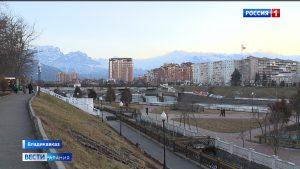В ближайшие дни Северную Осетию ждет похолодание до -14 градусов