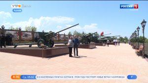 Мемориальный комплекс «Барбашово поле» планируют расширить