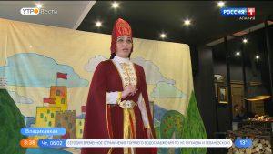 Дигорский театр представил спектакль в детском доме «Хуры тын»