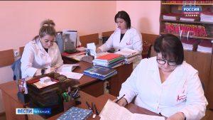 Врачи Центра по профилактике и борьбе со СПИДом вошли в список лучших медработников РСО-А