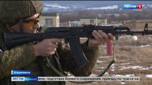 Представители комендатур военной полиции республики собрались на учениях во Владикавказе