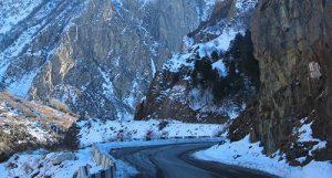 Военно-Грузинская дорога открыта без ограничений