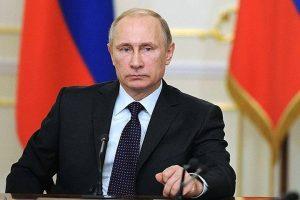 Владимир Путин объявил неделю с 28 марта нерабочей