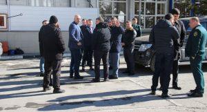 Таможенники Южной и Северной Осетии отменили встречу по проблемам на границе