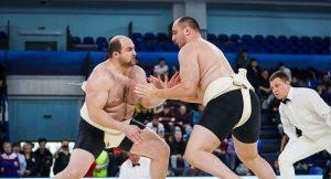 Сумоисты из Осетии выиграли чемпионат России