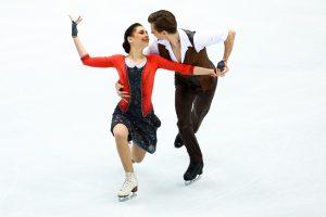 Елизавета Шанаева и Дэвид Нарижный взяли «бронзу» чемпионата мира среди юниоров по танцам на льду