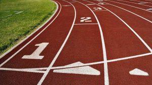 Для воспитанников школы Олимпийского резерва провели День бегуна