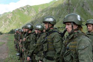 Разведчики ЮВО пройдут специальный курс горной подготовки