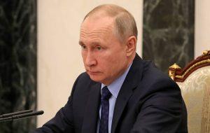 Путин подписал указ о проведении 22 апреля голосования по поправкам в Конституцию