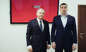 Вячеслав Битаров встретился с руководителем исполкома ОНФ Михаилом Кузнецовым