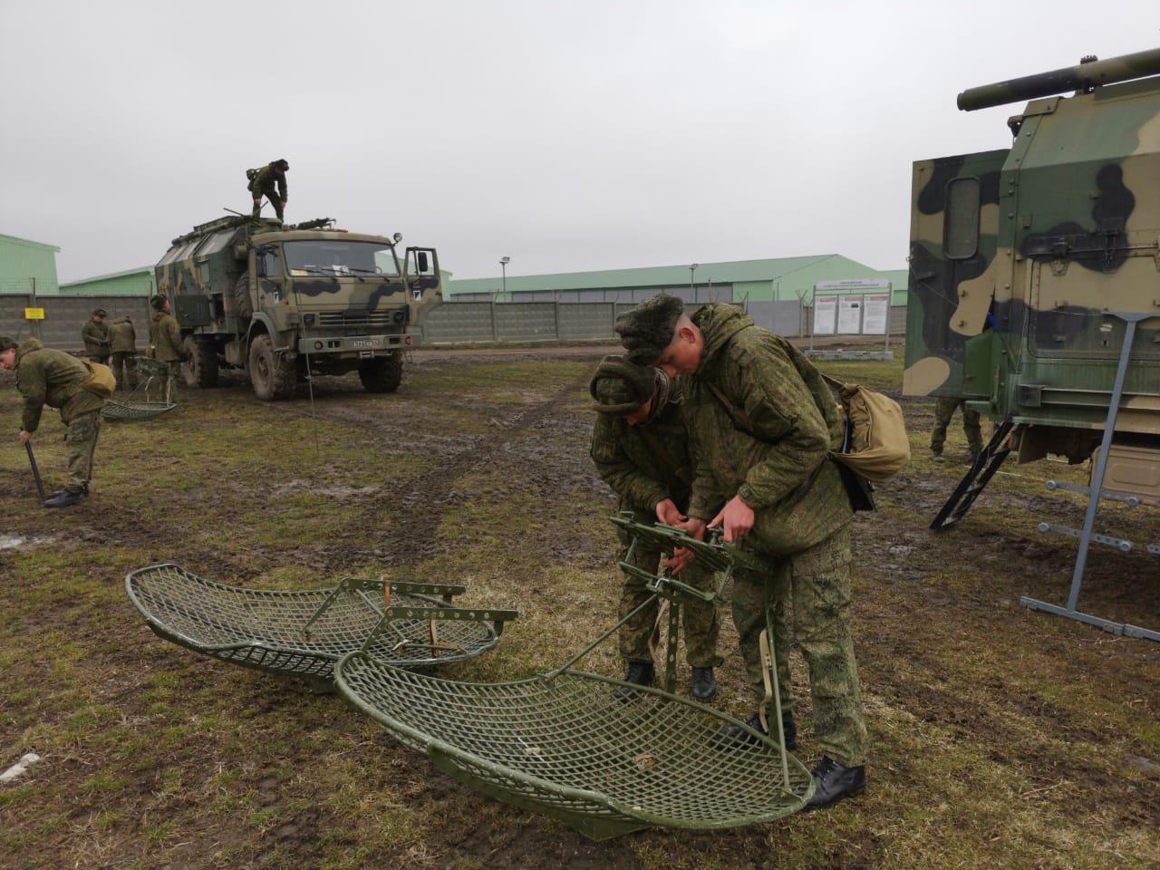 Около 200 связистов ЮВО в Северной Осетии состязались в конкурсе «Уверенный прием»