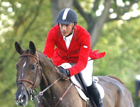 Конкурист Владимир Туганов стал призером международного турнира в Абу-Даби