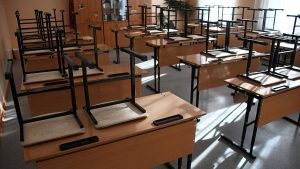 Российские школы уйдут на каникулы с 23 марта по 12 апреля