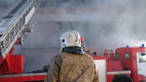 Во Владикавказе загорелся частный стоматологический кабинет