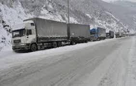 Военно-Грузинская дорога полностью закрыта для движения транспорта