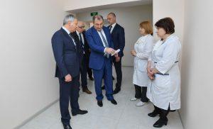 Вячеслав Битаров оценил готовность КБСП к приёму пациентов с подозрением на коронавирус