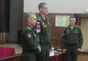 Во Владикавказе проходят сборы начальников и дознавателей подразделений военной полиции ВС РФ