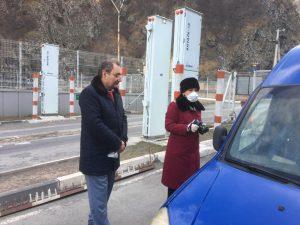 Тамерлан Гогичаев оценил меры безопасности на российско-грузинской границе