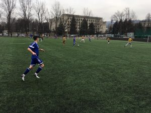 Алагирский «Спартак» выиграл республиканский зимний турнир по футболу