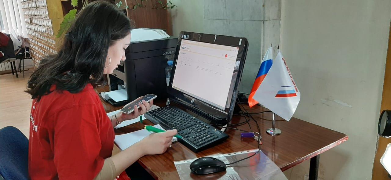 ОНФ в Северной Осетии продолжает набирать добровольцев в волонтерский штаб по оказанию помощи пожилым людям