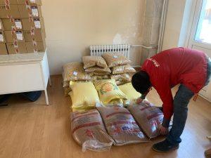 К работе регионального волонтерского штаба по оказанию помощи пожилым людям подключились предприниматели
