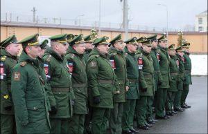 Военные полицейские ВС РФ провели специальный сбор в Северной Осетии