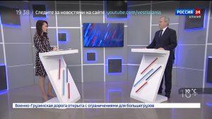 Россия 24. Возрождение Северо-Кавказской студии кинохроники