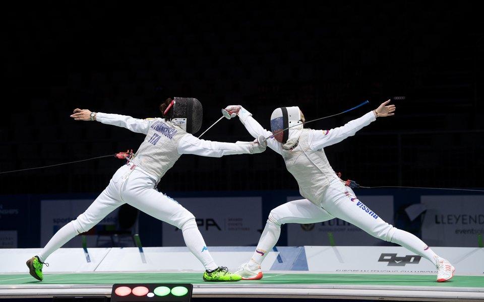 Осетинские спортсмены принесли сборной России по шпаге титул лучшей команды Европы
