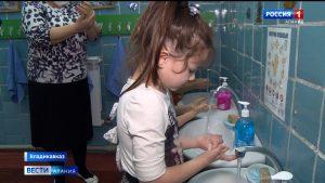 Детсады Владикавказа, которые не ушли на карантин по гриппу и ОРВИ, усилили профилактические мероприятия