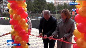 В Моздокском районе открыли пристройки к трем детским садам