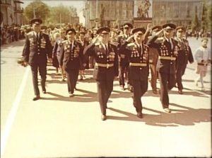 Праздник Победы. Хроника юбилейных дней