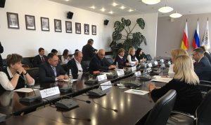 В Северной Осетии впервые прошло заседание Российского исторического общества