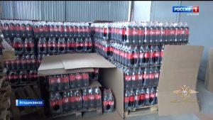 Во Владикавказе нелегальному производителю популярного напитка грозит до двух лет колонии