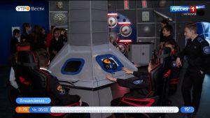 Школьники станицы Архонской посетили планетарий