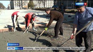 Первый этап реконструкции проспекта Мира планируют завершить к 1 мая