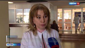 В РКБ ужесточили режим посещения пациентов в связи с неблагоприятной обстановкой по коронавирусу
